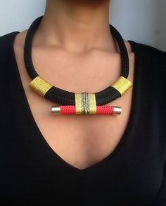 Necklace Intense  necklace for woman  by VChristinaCollection