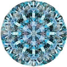Crystal Ice by Marcel Wanders for Moooi Carpets.
