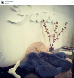 Blue Paisi fur Shag Rug, Fur, Home Decor, Atelier, Shaggy Rug, Decoration Home, Room Decor, Blankets, Home Interior Design
