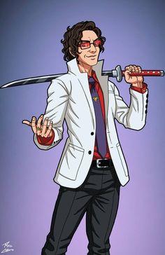 Best Hero, Skinny Guys, Scott Pilgrim, Character Concept, Concept Art, Dc Heroes, Hero Arts, Superman, Dc Comics