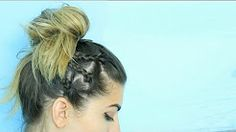 (1) rclbeauty101 back to school hairstyles - YouTube