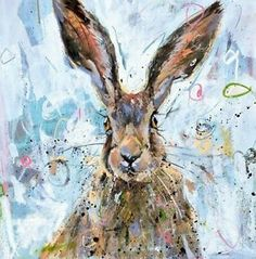 Lovely-Hare-Card-Birthday-Greetings-Blank-Card-by-Milkwood