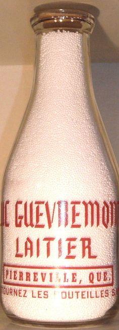 Pinte Luc Guevremont Pierreville