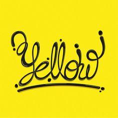 Yellow | Very cool photo blog