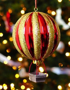 DIY Christmas Ornaments - Bob Vila's Blogs