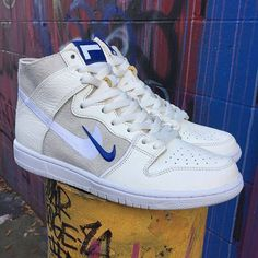 NIKE SB ZOOM DUNK HIGH PRO QS SOULLAND FRIDAY WHITE AH9613 141 caa9407a2