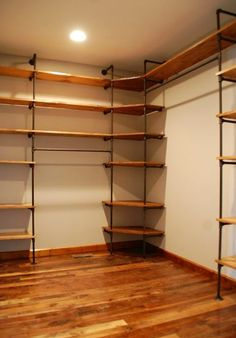 Shelving - Storage