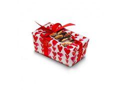 Cutie cu Praline Ballotin Valentino #praline #pralinebelgiene #ciocolata #ciocolatabelgiana #dulciuri #cadouri #valentinochocolatier #ideicadouri