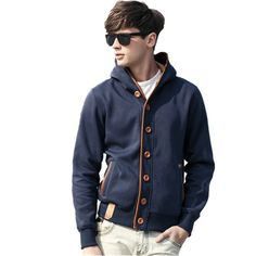 Men's Style Hoodie //Price: $49.90 & FREE Shipping //     #UrbanForStyle    Check it https://4urbanstyle.com/mens-style-hoodie/