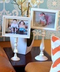 DIY Candlestick Frame