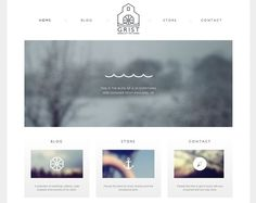 WEB 21 Examples of Big Photography in Web Design | Inspiration