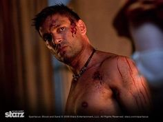 Crixus from Spartacus: Blood and Sand