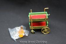 Vintage Petite Princess Fantasy Furniture 4424-8 Rolling Tea Cart *DJ