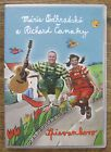 Czech and Slovak DVDs such as: Spievankovo DVD M Podhradska a R Canaky childrens songs Slovakian Language 2009