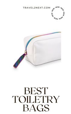 20 best travel toiletry bags. Whether you're choosing a men's toiletries bag or a ladies toiletries bag, size does matter. The most important thing is it needs to be large enough to fit all your toiletries in an organized manner. #toiletrybags #travels #travelshop #traveltips Travel Pants, Travel Toiletries, Toiletry Bag, Business Travel, Duffel Bag, Getting Organized, Buy Now, Traveling By Yourself, Organization