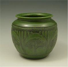 Ephraim Pottery - Pasadena Heritage Pot - Mary Pratt (www.prattclaystudio.com)