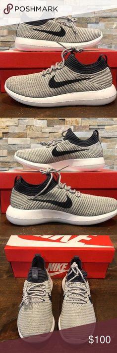 9201388dddef Nike Roshe Two Flyknit V2 New Nike Roshe Two Flyknit V2 Running Shoes 917688 -002