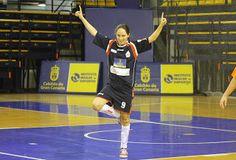 TIEMPO DE DEPORTE: Yurena con su gol, hace historia en el CID