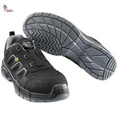Mascot F0111-937-09-1146 Manaslu Chaussures de sécurité Taille W11/46 Noir - Chaussures mascot (*Partner-Link)