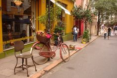Caminho dos Antiquários na minha amada Porto Alegre, salve, salve \o/