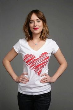 Dakota for American Heart Association campaign #Howtogored