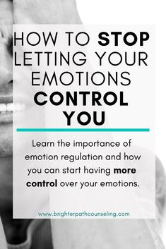 emotional control Emotions can leave us feeling helpless, vulnerable and as though we don't have control. Learn effective ways to manage and control your emotional responses. Tone It Up, Coping Skills, Social Skills, Stress Management, Web 2.0, Feeling Helpless, Emotional Regulation, Success, Thing 1