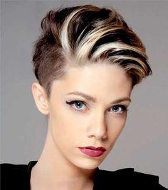 12 superstoere kapsels voor vrouwen met kort haar.. Bekijk ze nu!