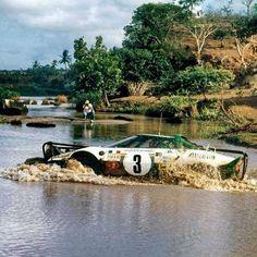 Stratos Kenya Safari Rally