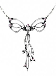 """""""Gothic+Matrimony""""+Pendant+by+Alchemy+of+England I'm in LOVE with this!"""