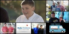 April 28 – Chef Lucas Partners with North Carolina Food Trucks to Offer 'Thanks' to Duke Children's Hospital  {Lucas has a new place to share his healthy food! Disabledironchrf mjb}