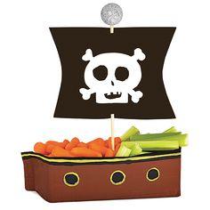 Craft: How to make a pirate ship centrepiece - Today's Parent