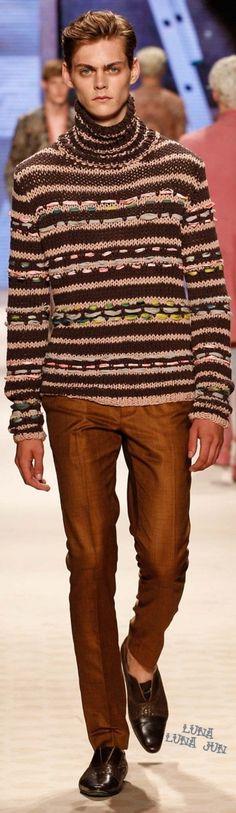 Etro Spring 2016 Menswear