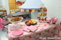 How to Host a Muffins With Mom in Your Preschool Classroom - Happy Home Fairy