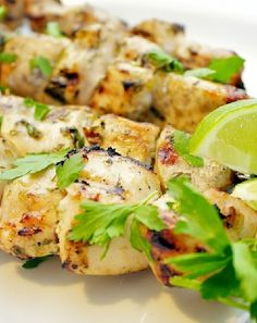 Low FODMAP and Gluten Free - Mexican Lime Chicken http://www.ibssano.com/low_fodmap_recipe_lime_chicken.html