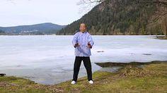 Les 18 exercices du Tai Ji Qi Gong - YouTube