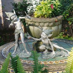 Found it at Wayfair - Sling and Stretch Garden Pixie Statue
