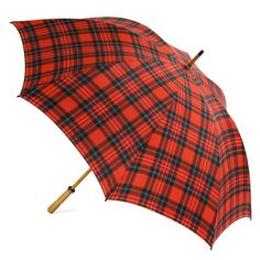 tartan umbrella, had this umbrella all through school. and matching tin lunch box