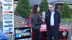 Louise was at the Launch of The Cavan Stages Rally and spoke to Committee members, Sponsors and Drivers in the event. An Irishwebtv.com Media Group Production