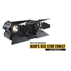 Check out Ikan's Red Star Family of tungsten LED Fresnels. See the full video and product specs on ikancorp.com :star::star::star: #production #ikan #lighting #lights #led #fresnel #filmlife #filmmaking #setlife #gear #equipment