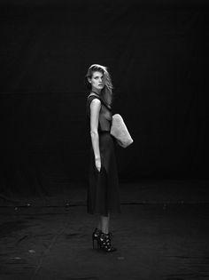Malgosia Bela By Matthew Brookes For SKP Magazine Winter2014