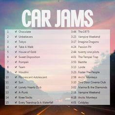 offers the best in handcrafted internet radio, featuring playlists made by people who know and love the hottest music. Road Trip Playlist, Song Playlist, Summer Playlist, Mood Songs, Music Mood, Good Vibe Songs, Music Quotes, Music Lyrics, Music Songs
