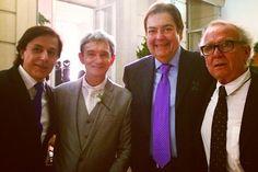 Aos 64 anos, Serginho Groisman se casa em cerimônia discreta | yahoo-entert-br-notas-omg - Yahoo Celebridades Brasil