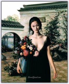 Xie Chuyu (1962 - ….) | Çinli Ressam - Sayfa 2 - Forum Gerçek