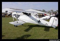 CASA (Bucker) C1-131 E Jungmann - F-AZGG. Ferte Alais - LFFQ, 29.05.2004.