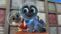 """Have you seen Puppy Dog Pals Yet? """"Scuba-Doggies/Walking the Bob"""" episode premieres Friday June 23 at 9:00am on Disney Channel. PUPPY DOG PALS - """"Scuba-Doggies"""" (Disney Junior)ROLLY, JONATHAN THE SEAGULL, BINGO In the episode, Bingo and Rolly go scuba-..."""