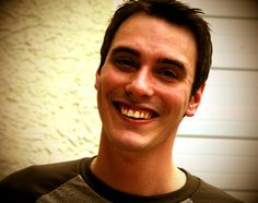 Ben Burnley of Breaking Benjamin is such a cutie ;-) I love his voice and lyrics and smile..etc...etc..