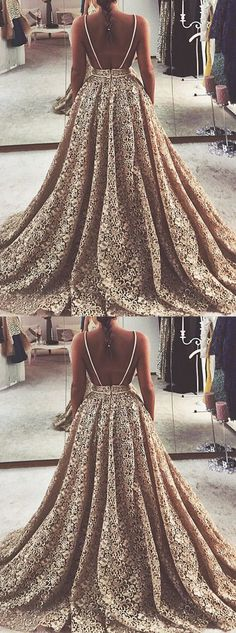 lace prom dresses,gold prom dresses,backless prom dresses,princess prom dresses,sexy prom dresses,2k17 prom dresses @simpledress2480