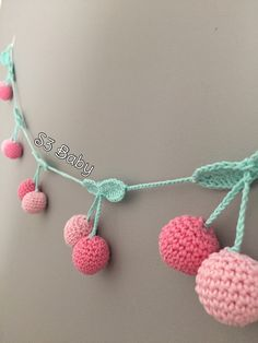 Captivating All About Crochet Ideas. Awe Inspiring All About Crochet Ideas. Easy Crochet Hat, Crochet Bunting, Crochet Garland, Diy Crochet And Knitting, Crochet Home, Crochet Gifts, Cute Crochet, Crochet Flowers, Crochet Baby Mobiles