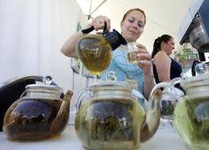 Зеленый чай понижает уровень сахара в крови