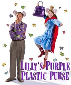 Family Fun Twin Cities Review of Lilly's Plastic Purse at the Stages Theatre -- Hopkins, MN.